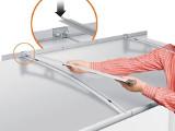 Installare pensiline in acciaio
