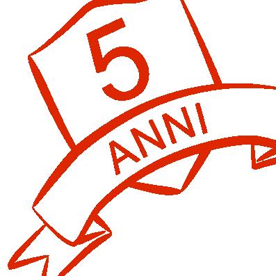 Pensilina in vetro garantite 5 anni