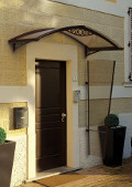 Tettoia Newentry Oldstyle copriporta